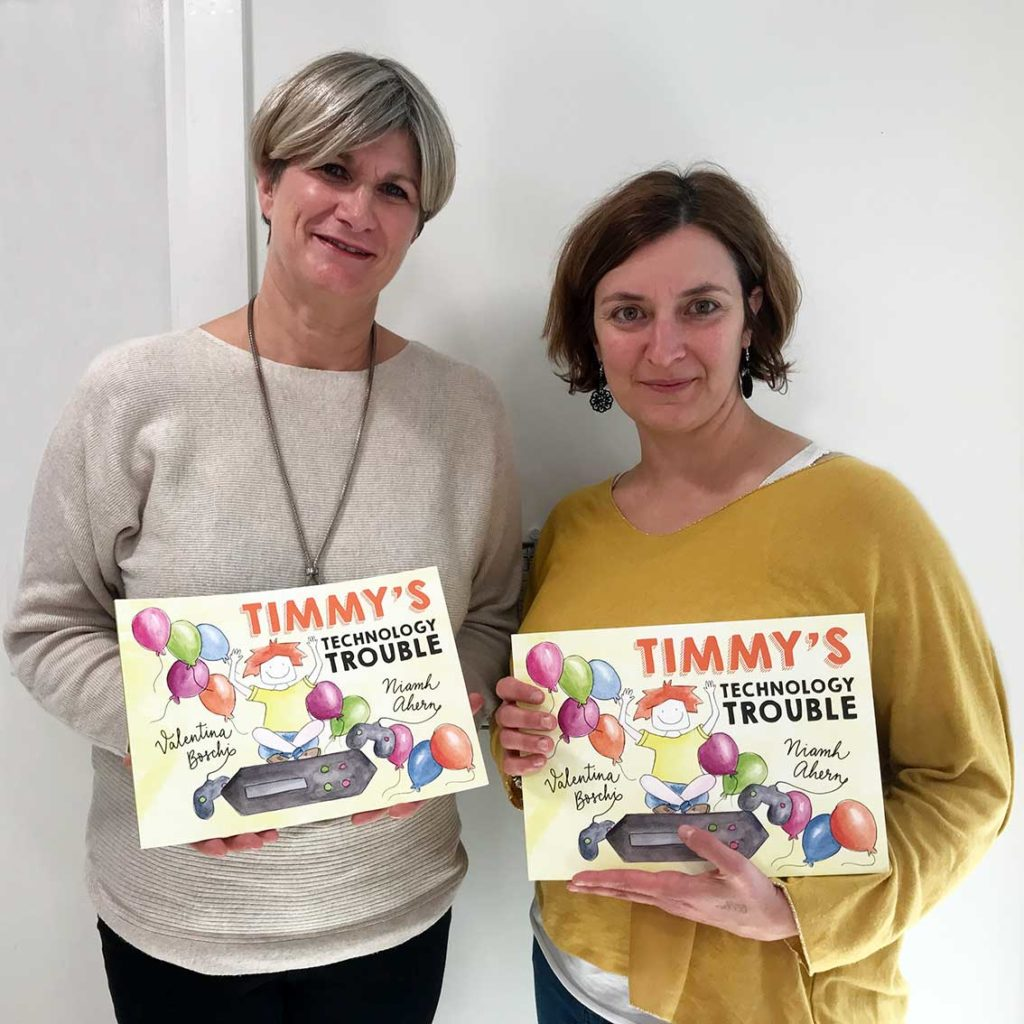 timmy's technology trouble book delivery
