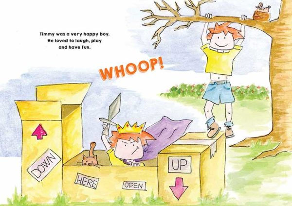 Timmy Technology Trouble Book